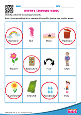 Identify Compound words