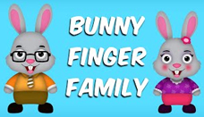 Rabbit (Bunny) Finger Family