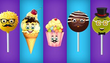 Chocolate and Lollipop Finger Family
