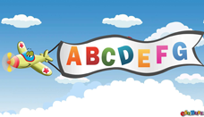 Aeroplane Alphabet Song