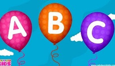 ABC Balloon Song