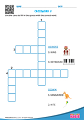 Crossword K