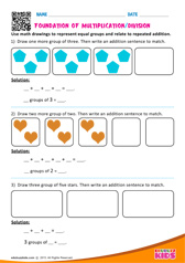 Foundation of Multiplication and Division