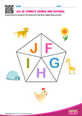 Phonic Match F to J